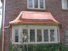 Copper Bay Window